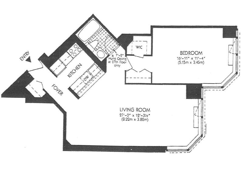415 east 37th street apt 25c new york ny 10016 sotheby for 123 william street 3rd floor new york ny 10038