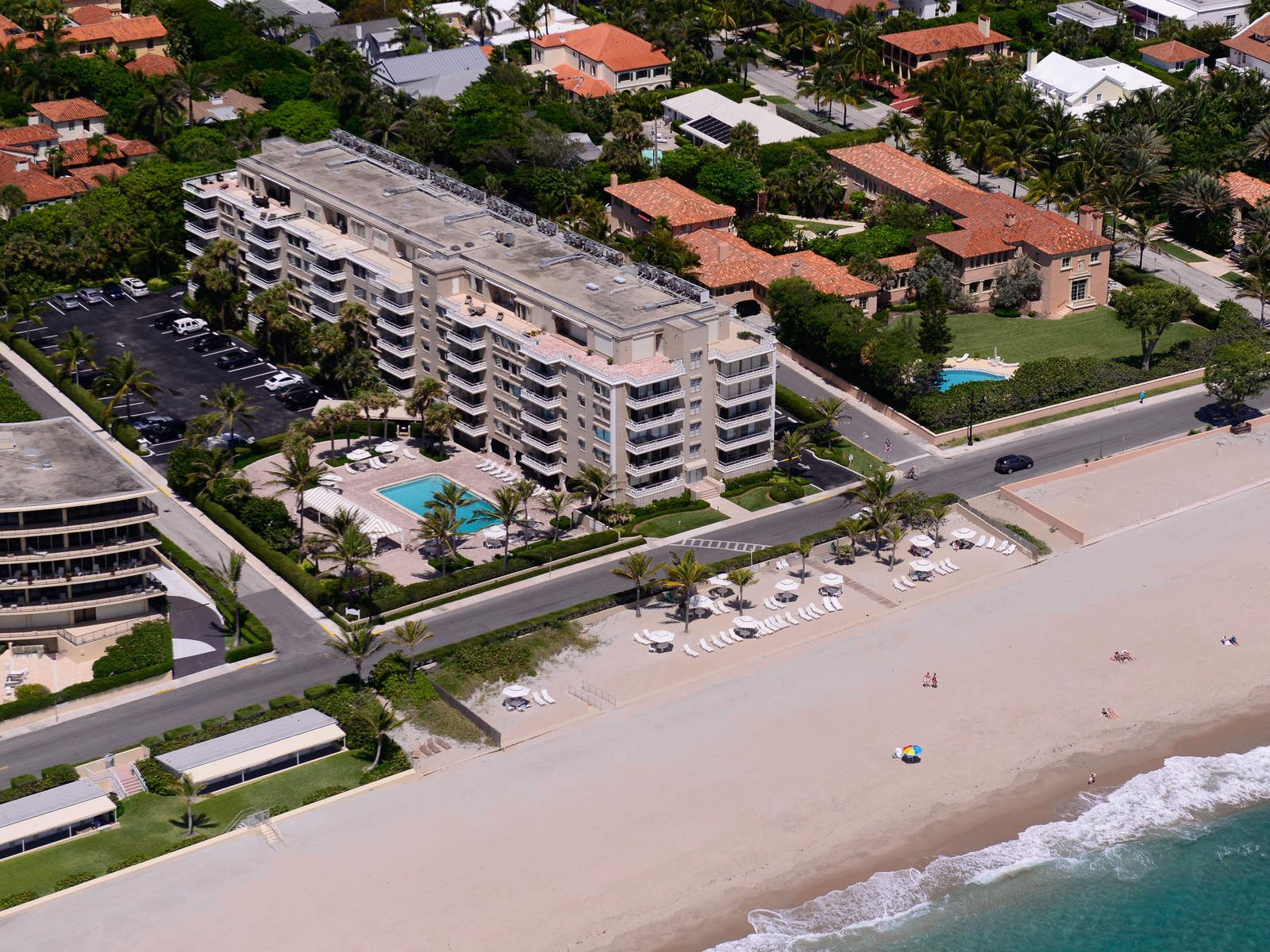 Ocean Towers 1 Bedroom Rental, Palm Beach FL Condominium - Palm Beach Real Estate