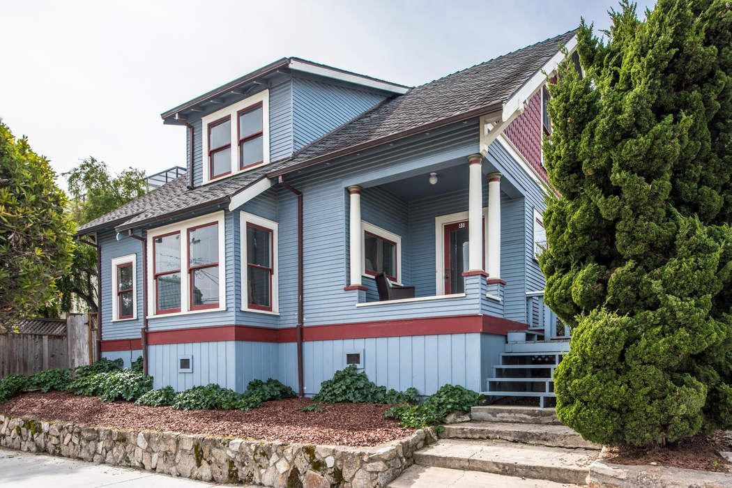 Historic Craftsman in Monterey