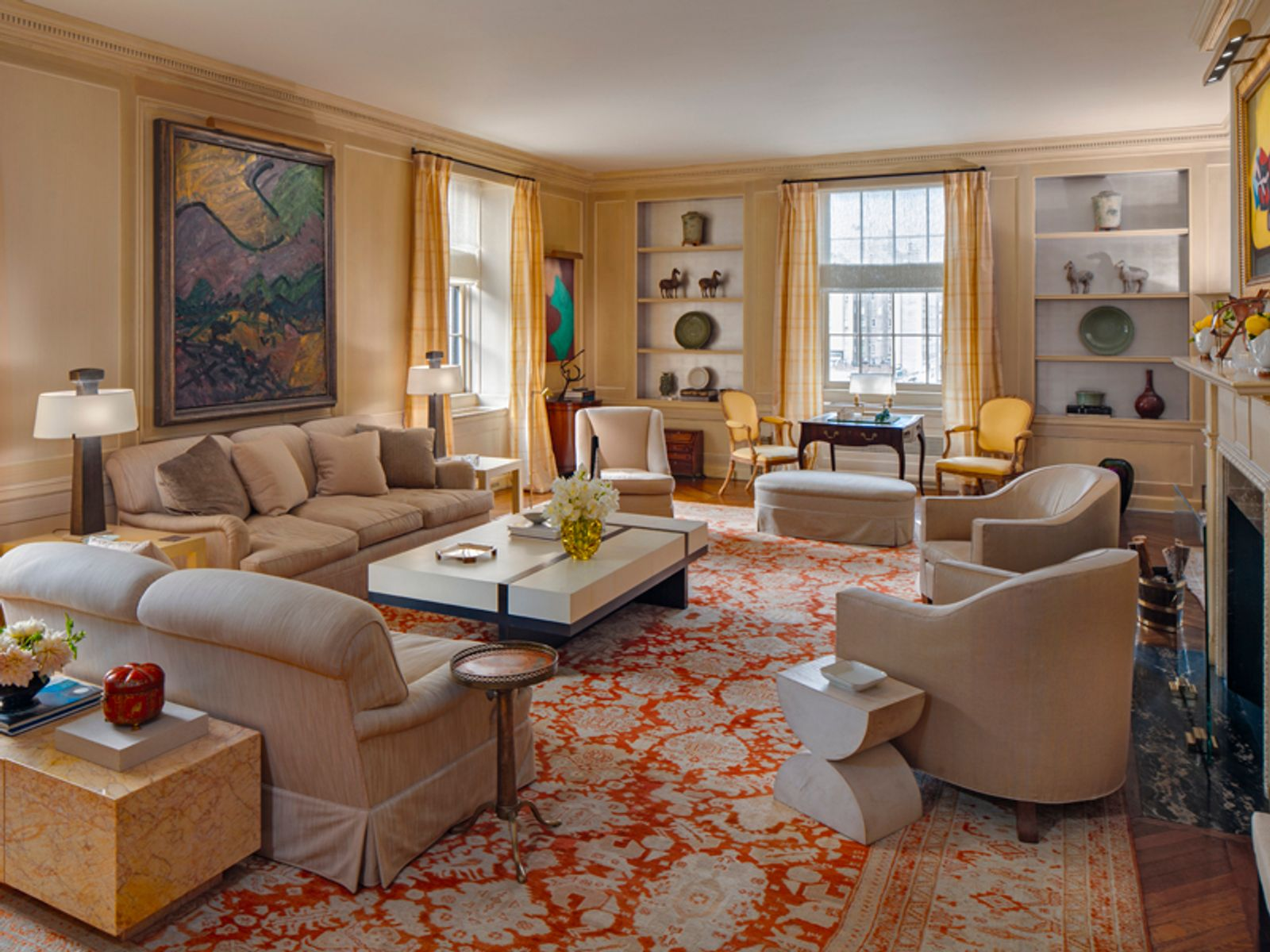 New-Sophisticated Candela On Park Avenue, New York NY Cooperative - New York City Real Estate