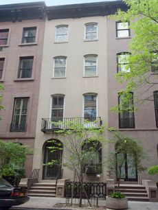 At Home on Gramercy, New York NY Townhouse - New York City Real Estate