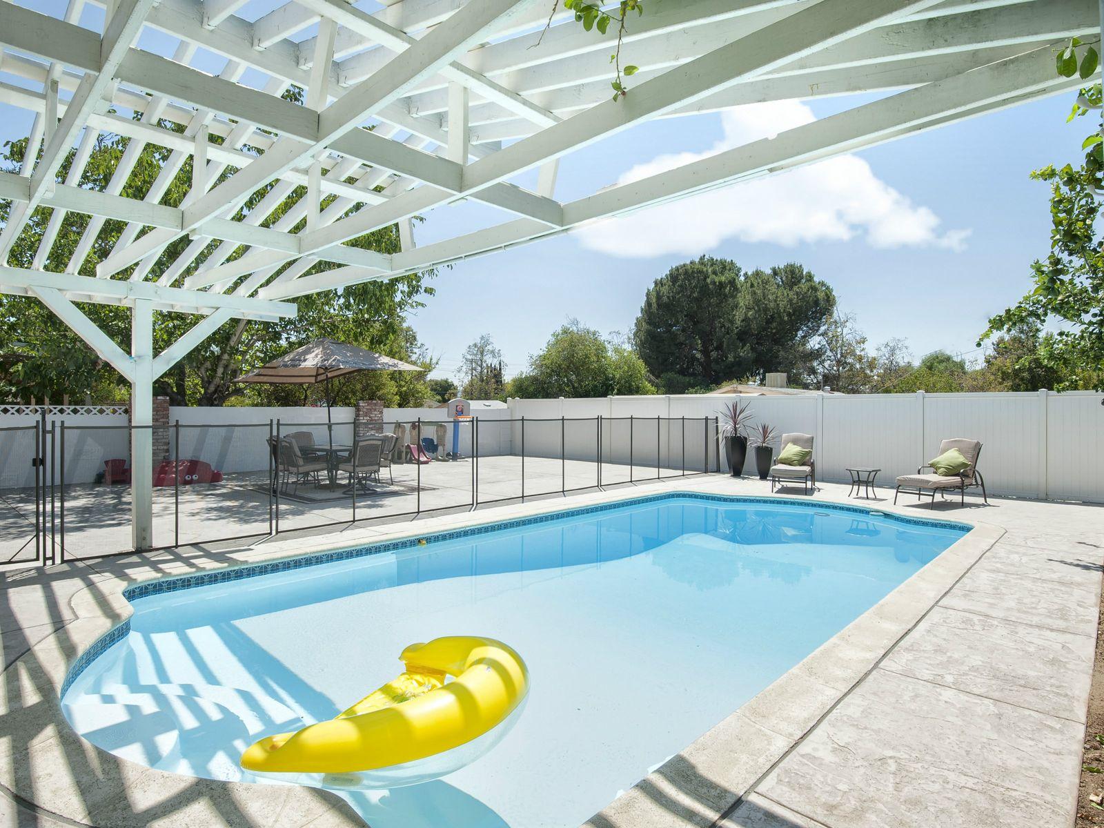 Remodeled Pool Home in Northridge