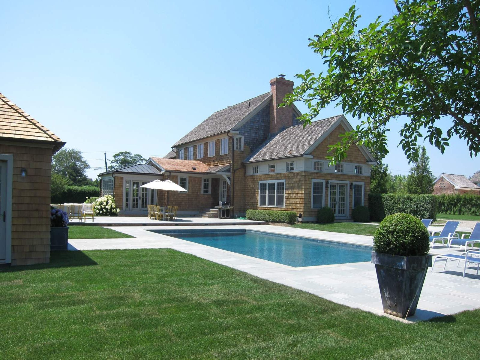 A Chic and Spacious Home, Bridgehampton NY Single Family Home - Hamptons Real Estate