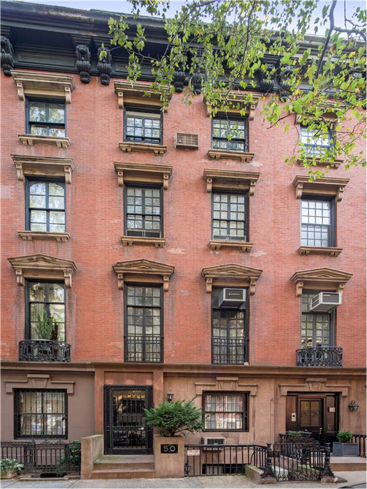 50 Morton Street, New York NY Townhouse - New York City Real Estate