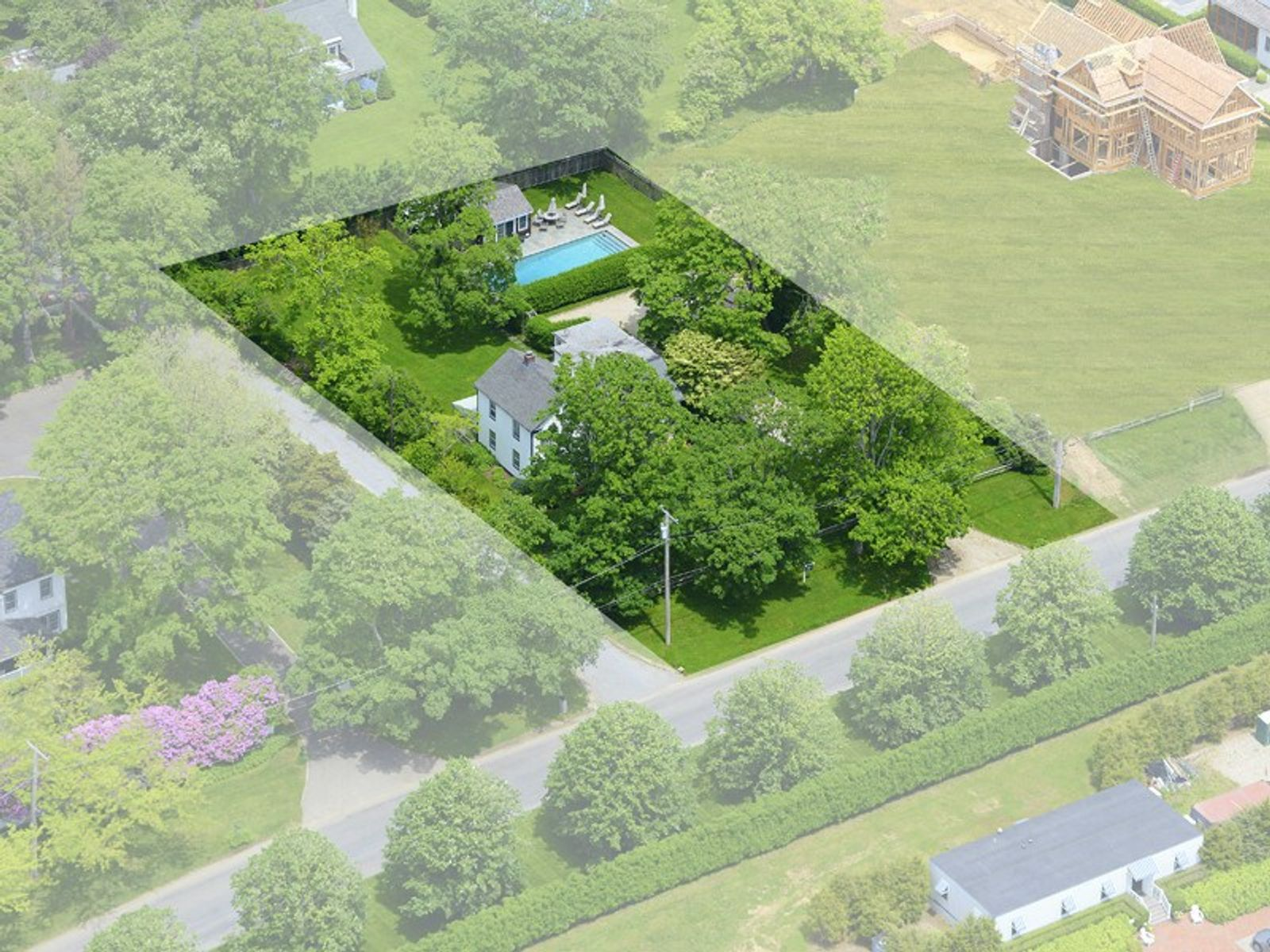 Oceanside Southampton Village, Southampton NY Single Family Home - Hamptons Real Estate