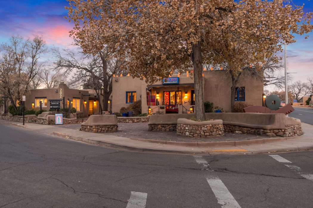 200 And 202 Canyon Road Santa Fe, NM 87501