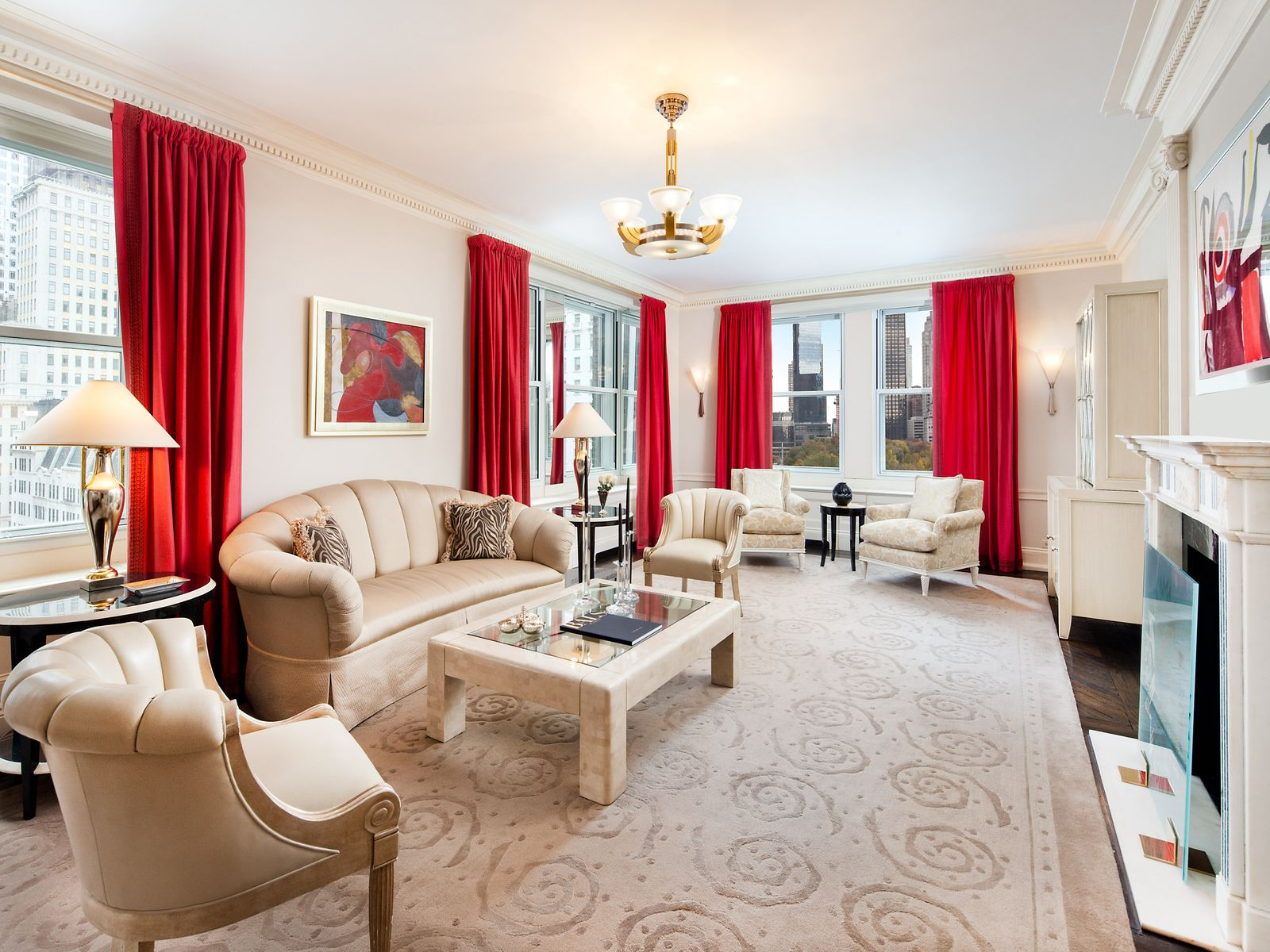781 Fifth Avenue, The Sherry-Netherland, New York NY Cooperative - New York City Real Estate