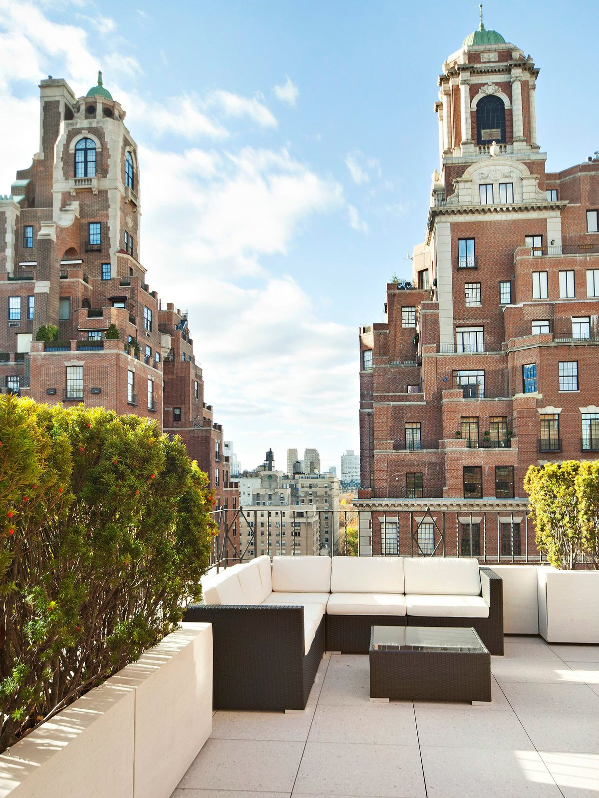 Terraces at 785  Park Avenue
