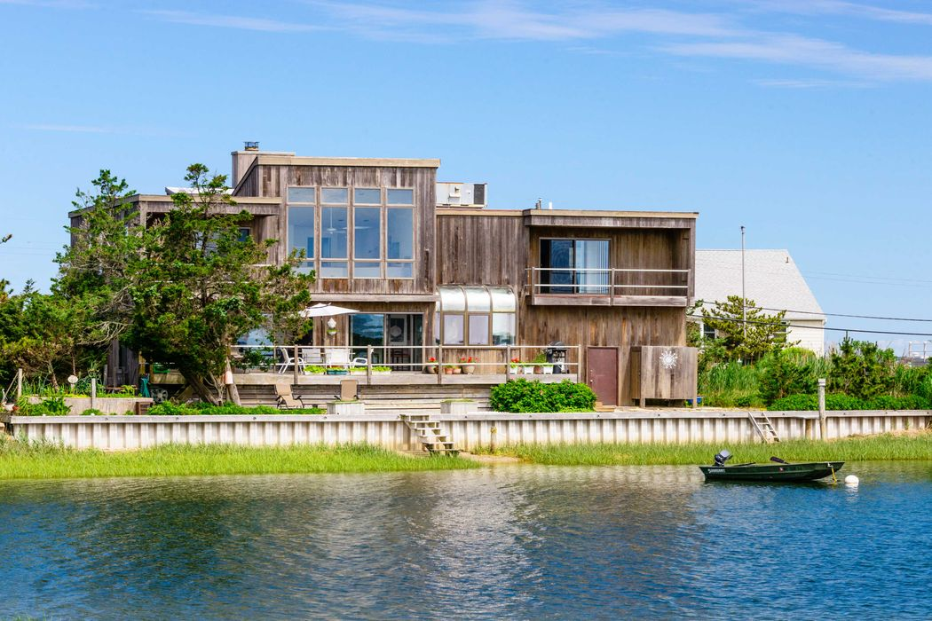 Southampton Waterfront Home