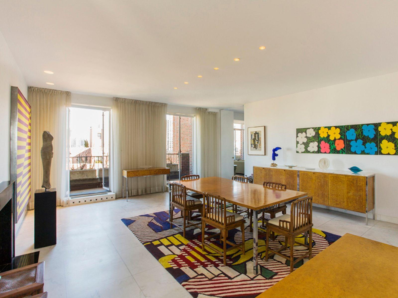 Full Floor Candela Prewar With Terraces