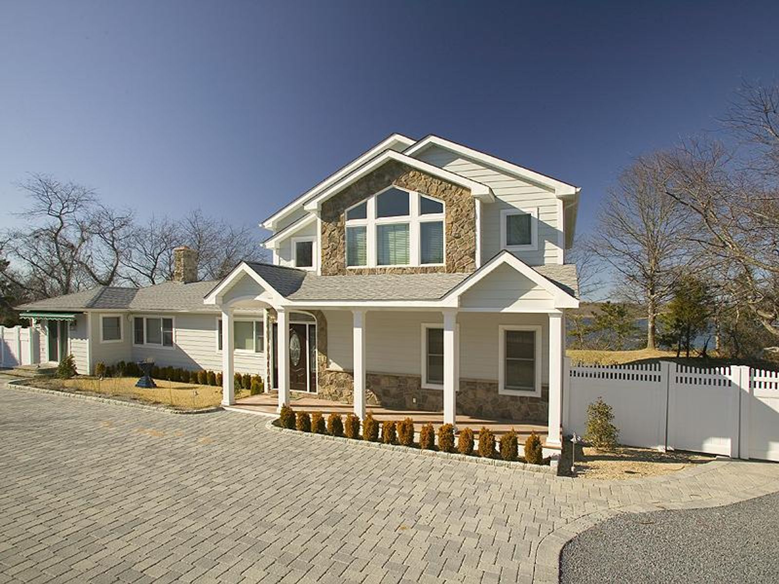 Waterfront on Cold Spring Bay