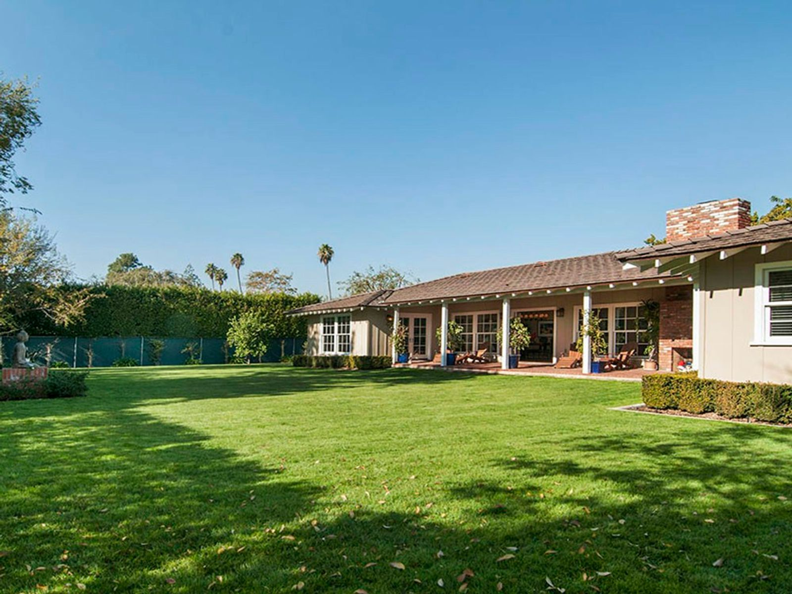 Gracious Ranch, Exceptional Location