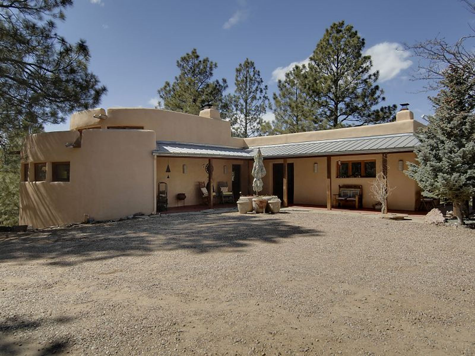 1549 Wilderness Gate Road, Santa Fe NM Single Family Home - Santa Fe Real Estate