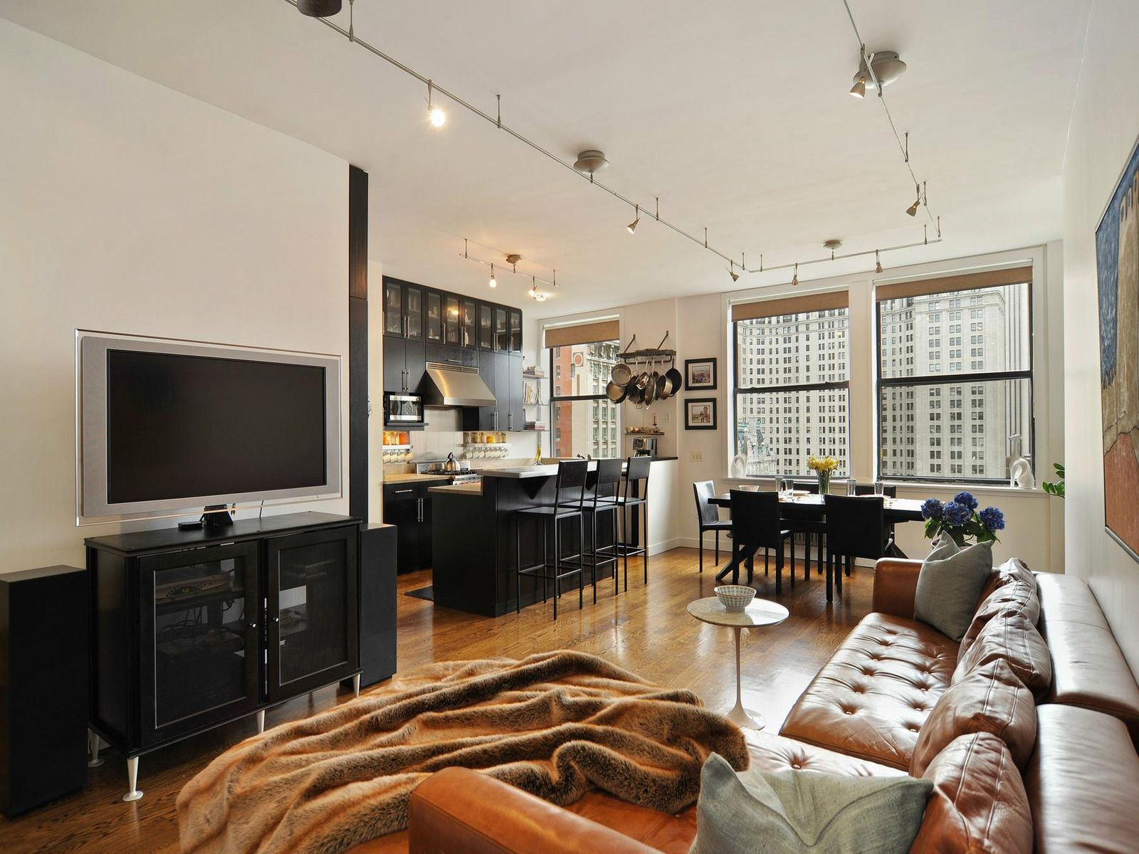 Jaw Dropping Views in TriBeCa, New York NY Cooperative - New York City Real Estate