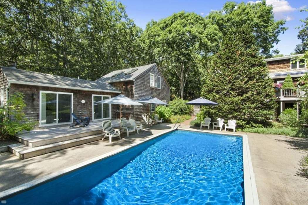 Summer Oasis in Sag Harbor Village Sag Harbor, NY 11963
