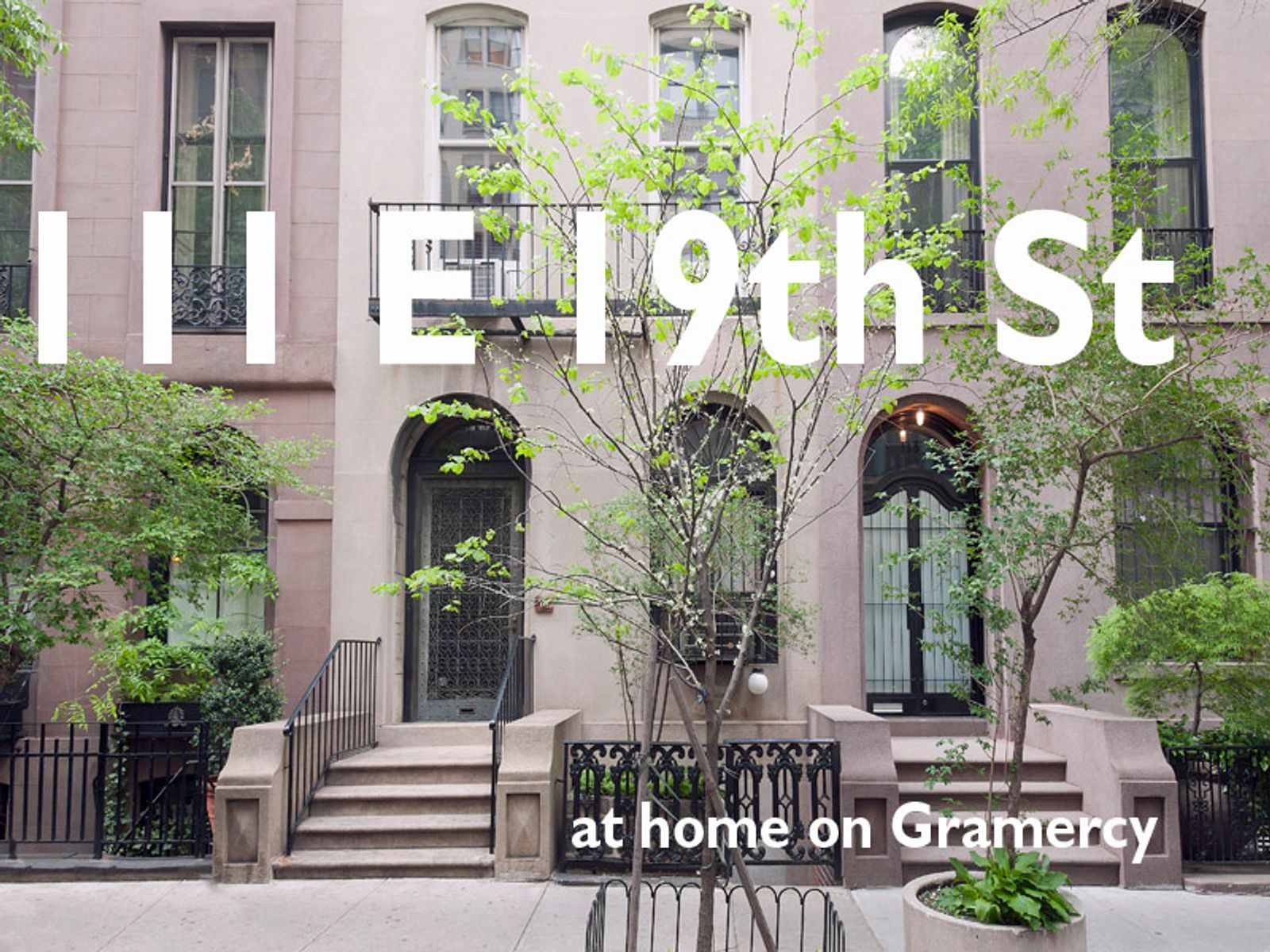At Home on Gramercy