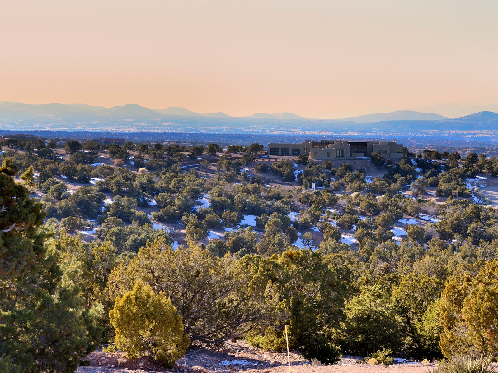 31  Sundance Ridge #L 6, Santa Fe NM Acreage / Lots - Santa Fe Real Estate