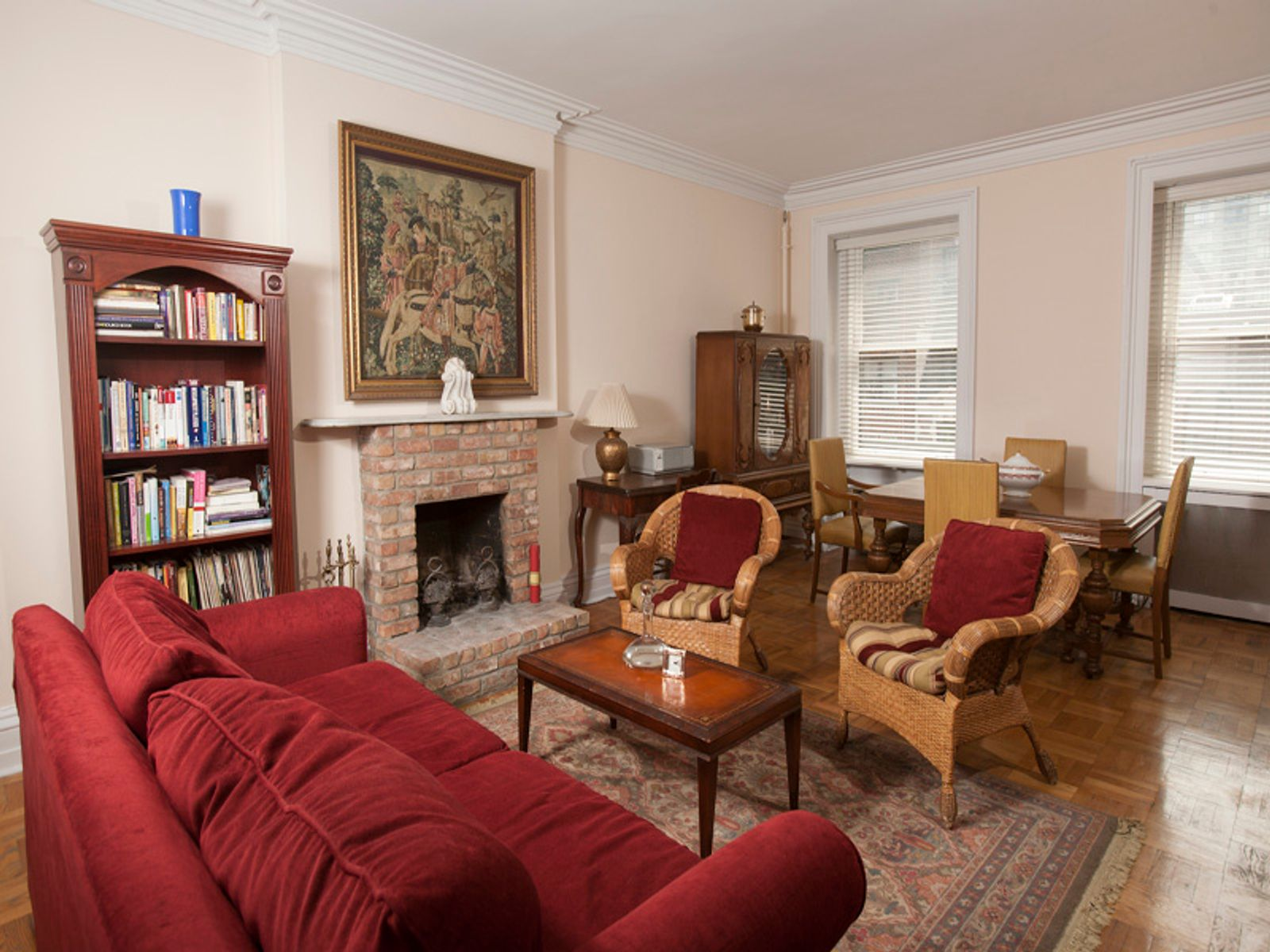 Landmark Brownstone Coop, New York NY Cooperative - New York City Real Estate