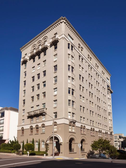 2100 Pacific Ave San Francisco, CA 94115