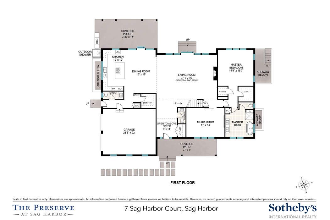 7 Sag Harbor Court Sag Harbor, NY 11963