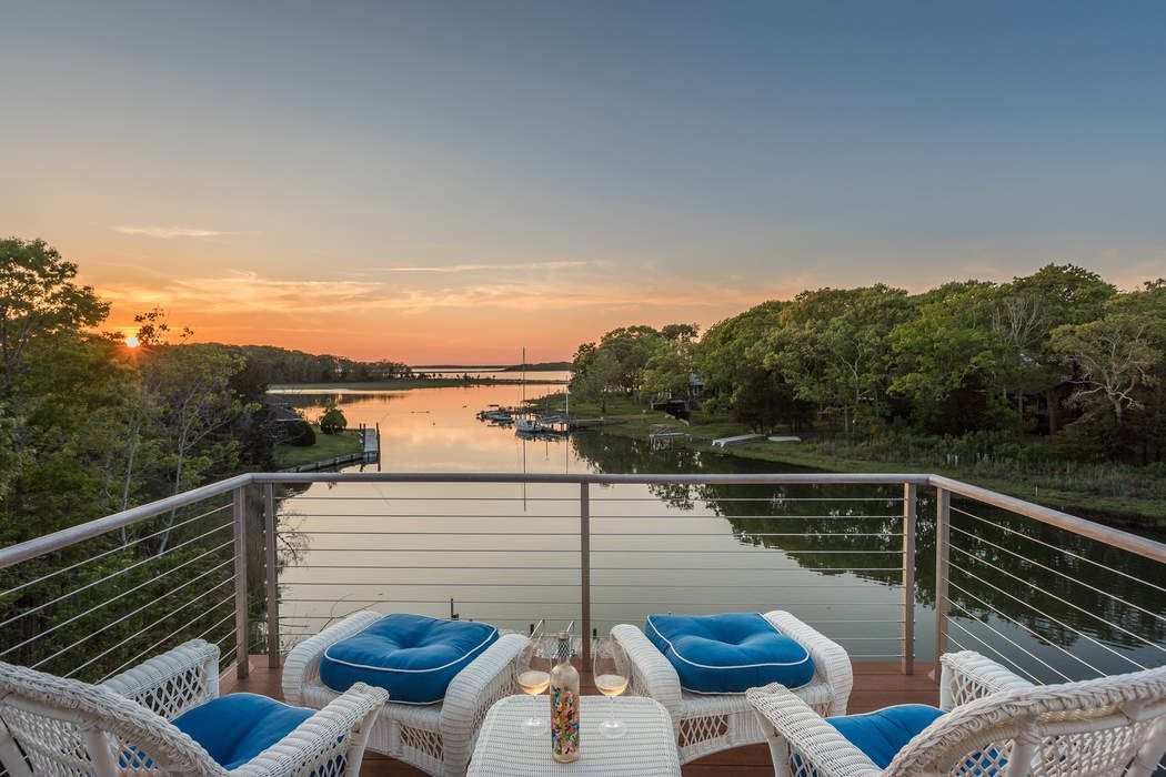 Stunning Bayfront Rental With Dock