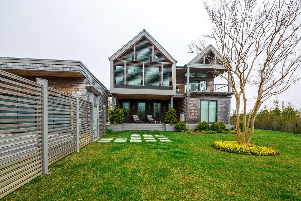 Modern Montauk Masterpiece Ocean Views