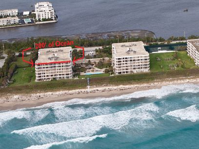 Double Ocean Front Penthouse , Palm Beach FL Condominium - Palm Beach Real Estate