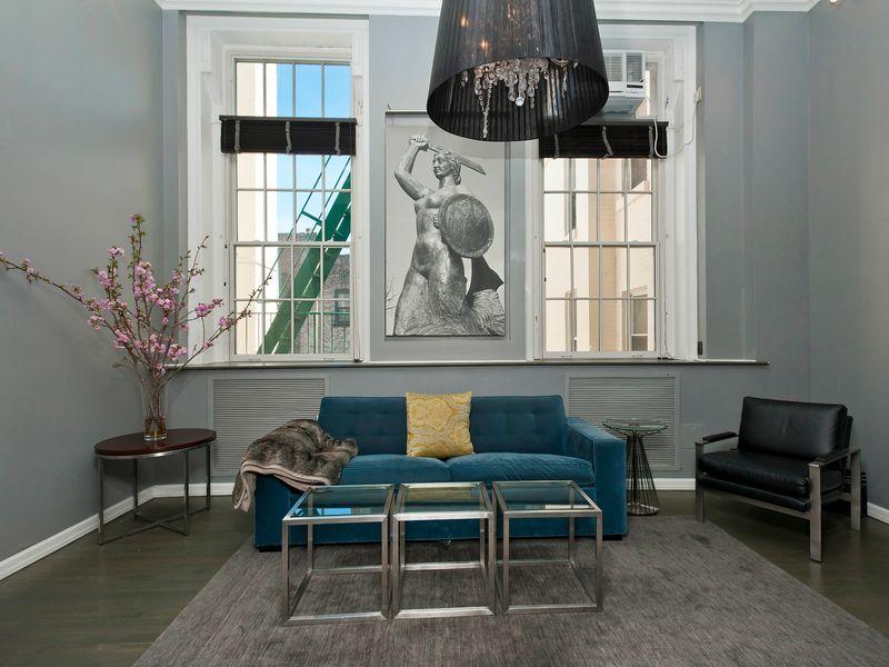 Stylish Loft in Historic Condo