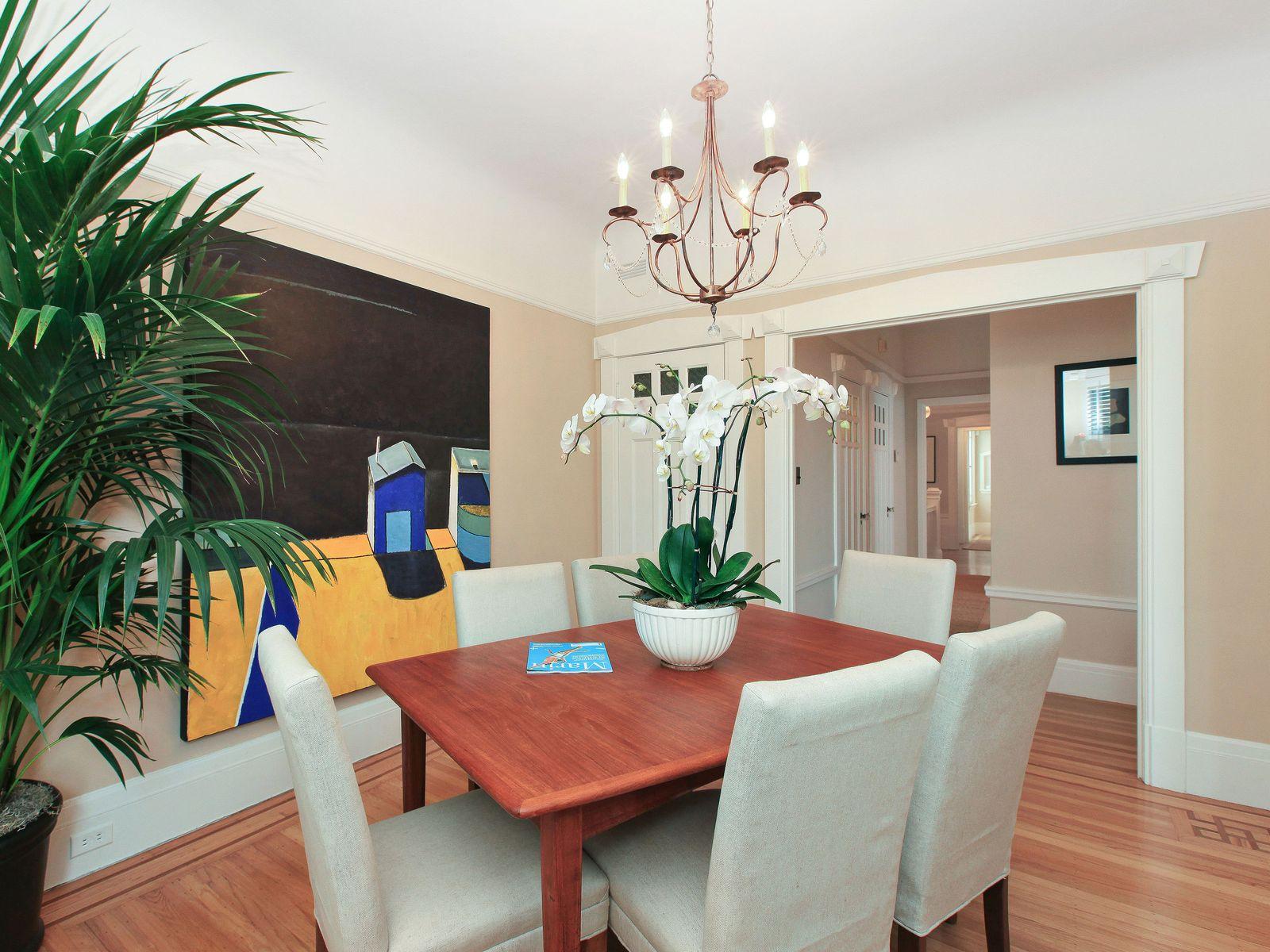 Exceptional Pacific Heights Condominium