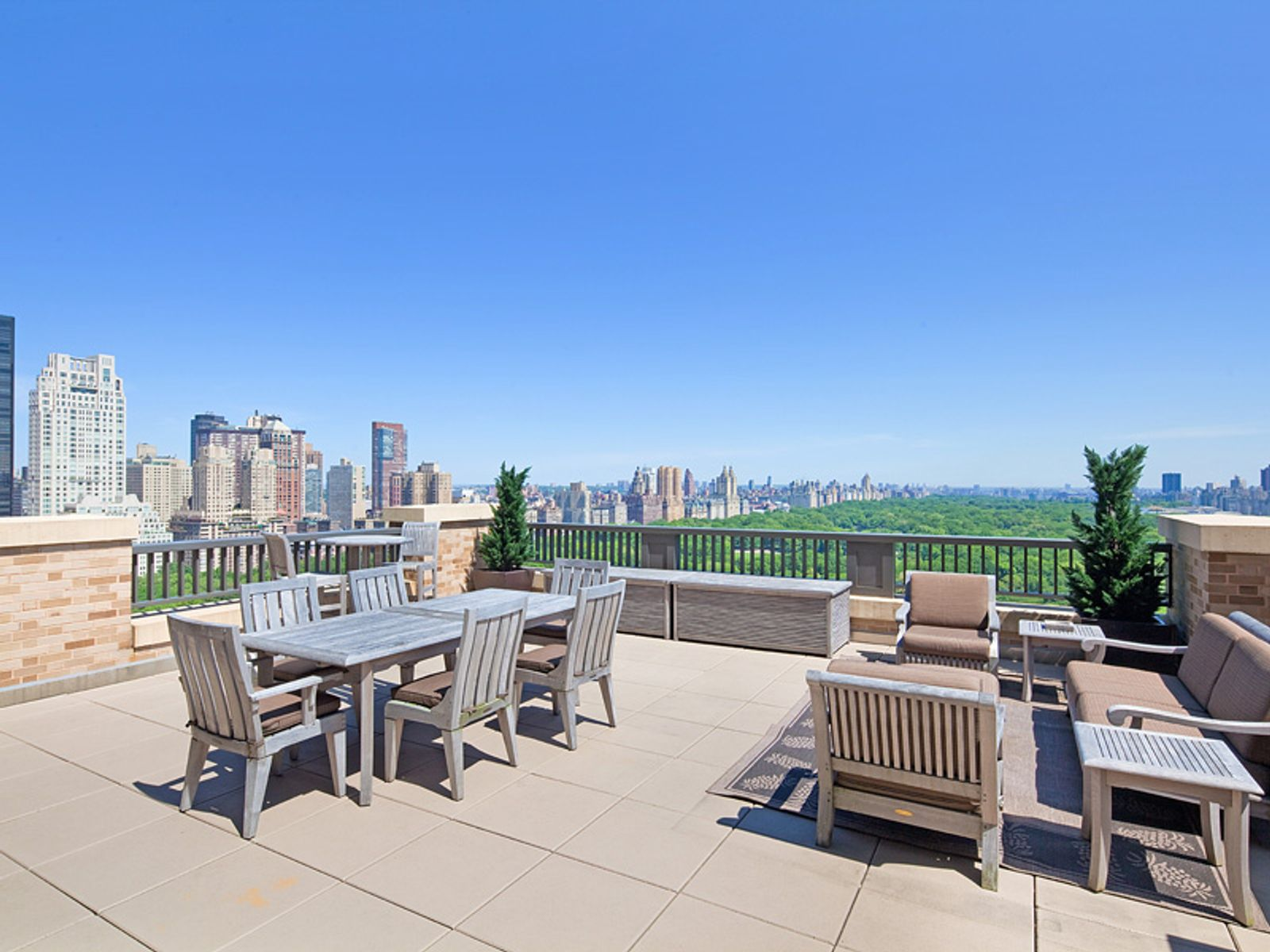 Amazing Penthouse on Central Park, New York NY Condominium - New York City Real Estate