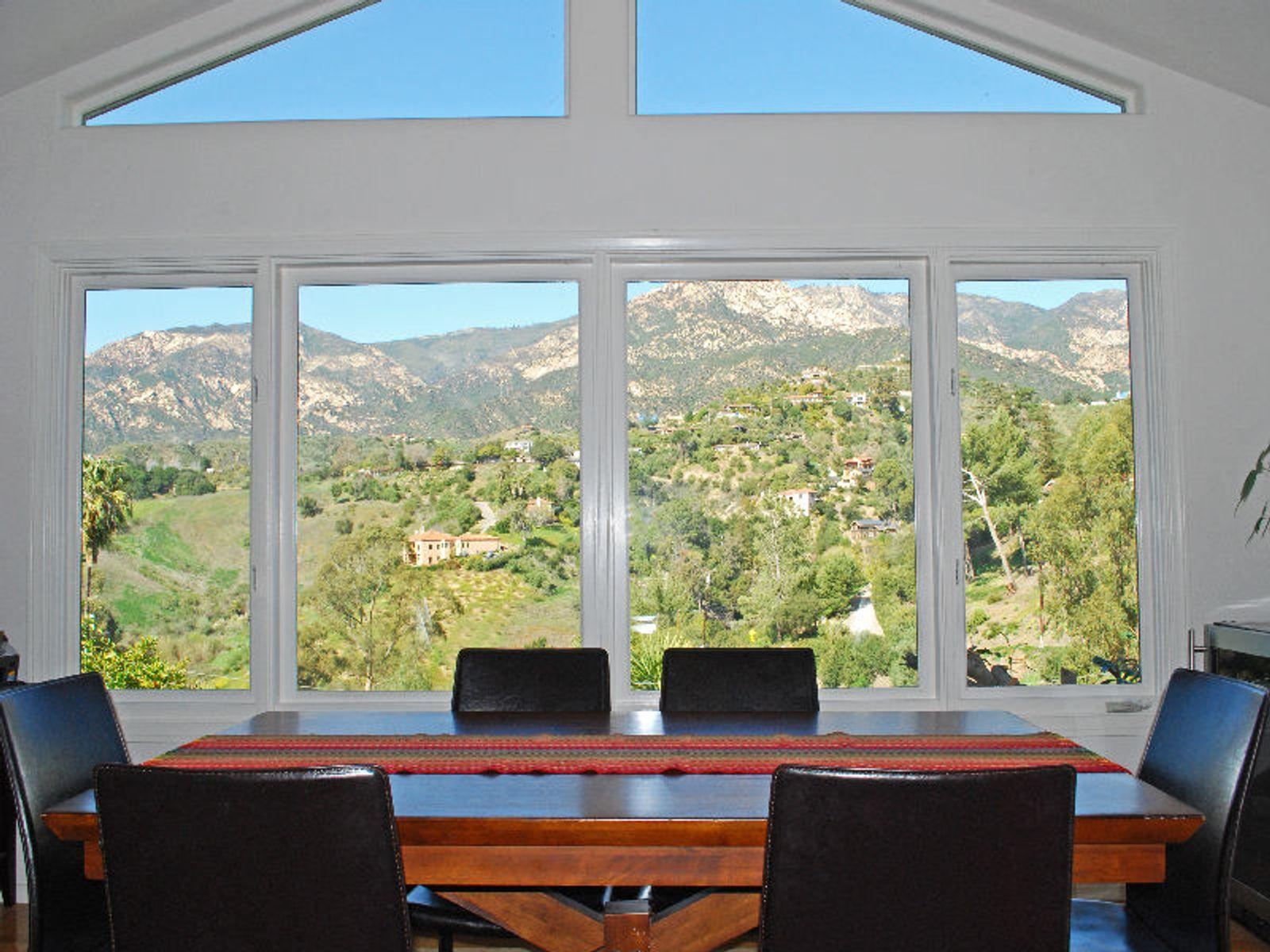 Outstanding Mountain Views