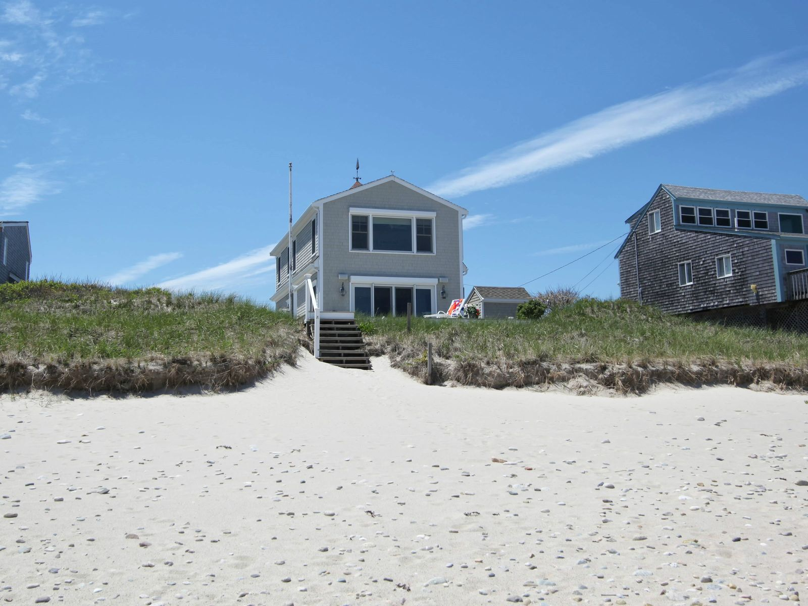 Beachfront on Private Spring Hill