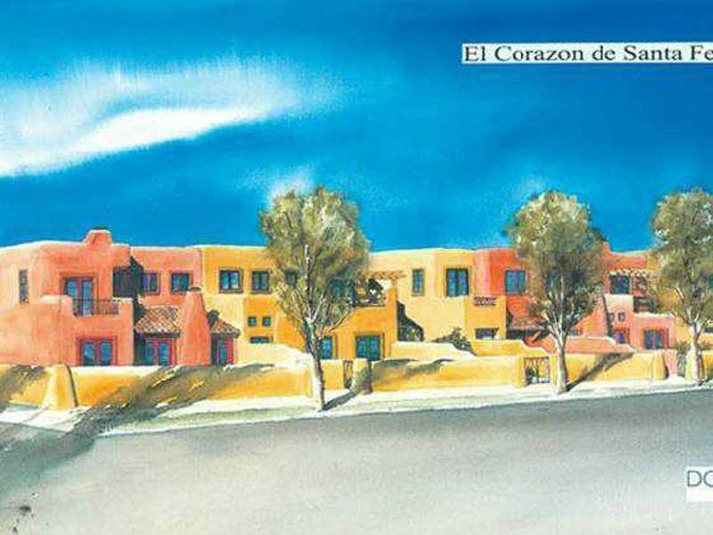 El Corazon De Santa Fe