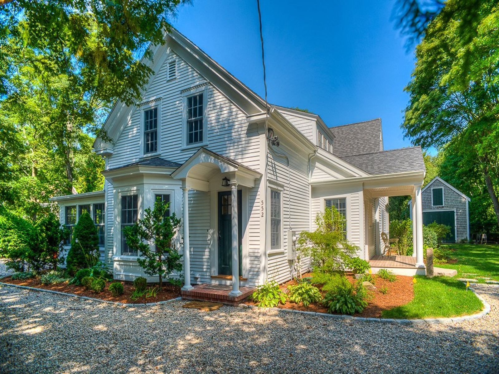 Fabulous Cotuit Renovation, Cotuit MA Single Family Home - Cape Cod Real Estate