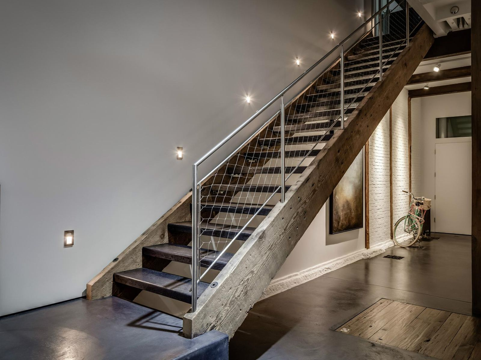 One-of-a-kind Conversion Warehouse Loft