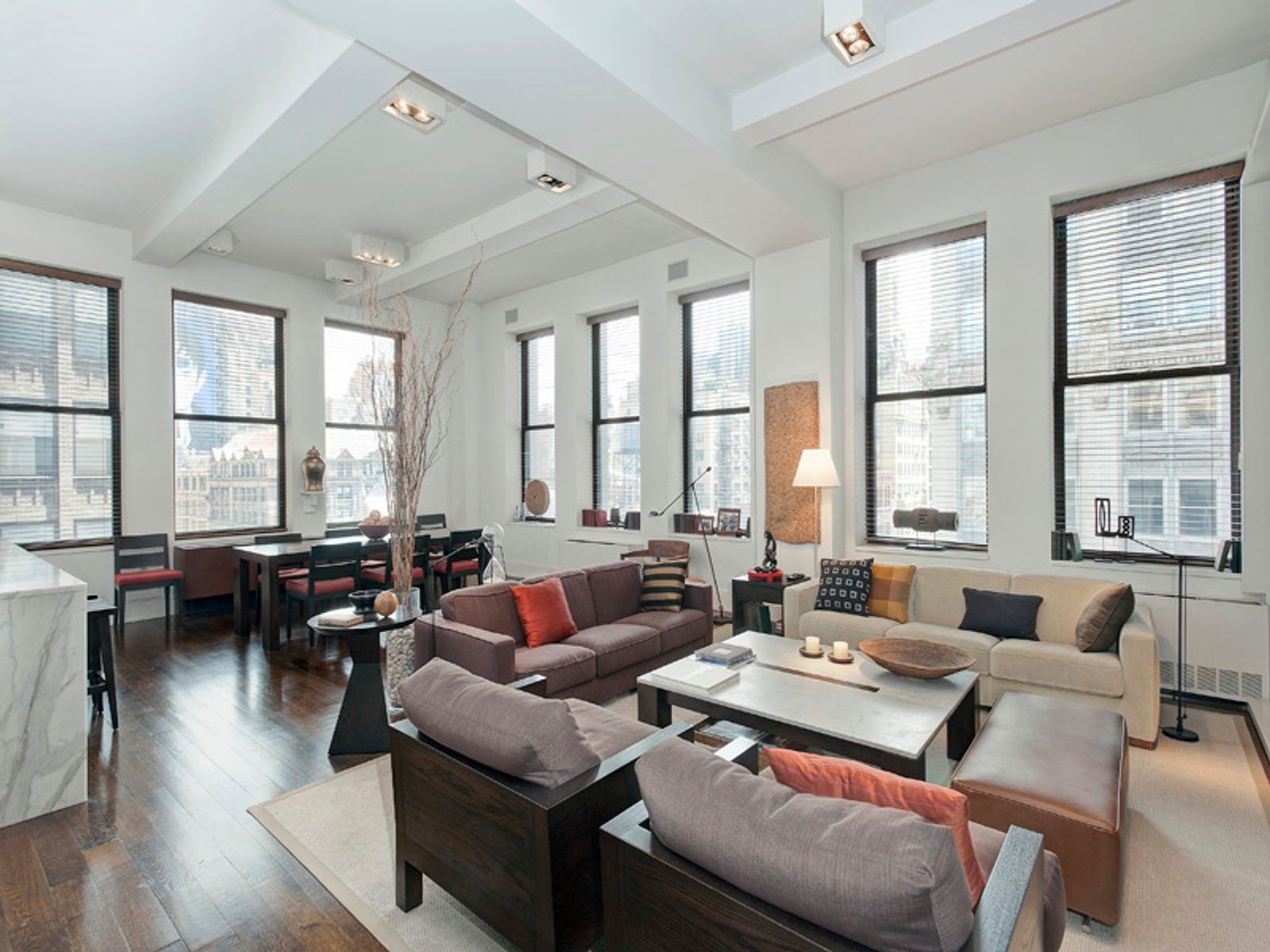 Downtown Living Perfected , New York NY Condominium - New York City Real Estate