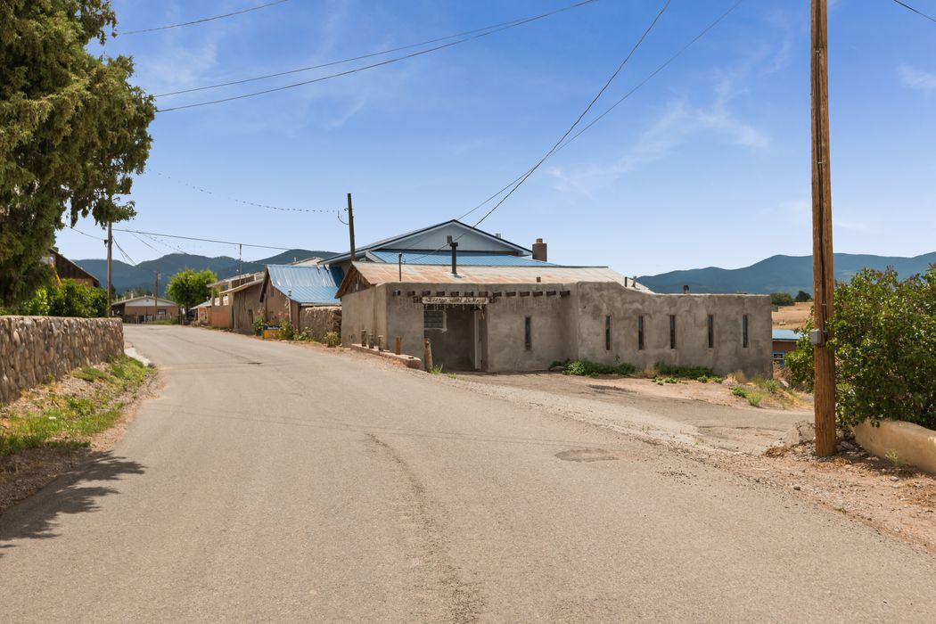 House 85 County Road 75 Truchas, NM 87578