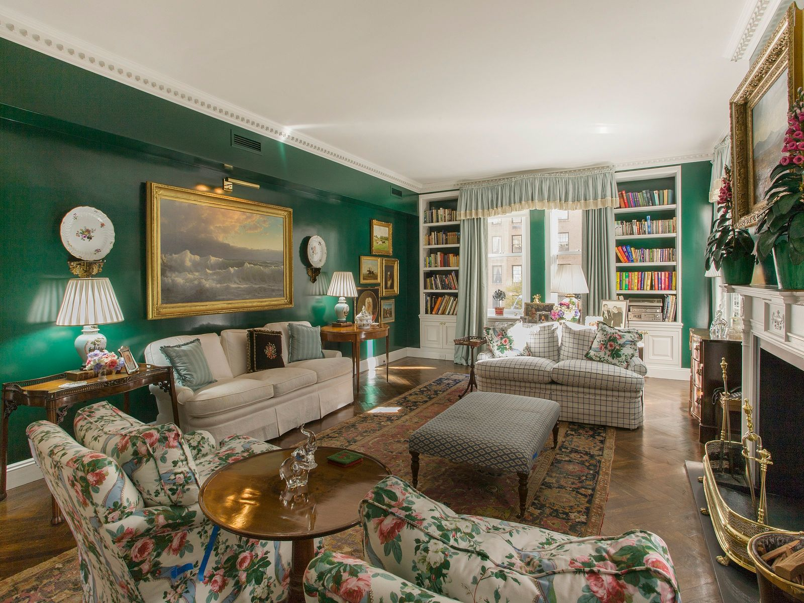 Unique 3-Bedroom Pre-War on Park Avenue, New York NY Cooperative - New York City Real Estate