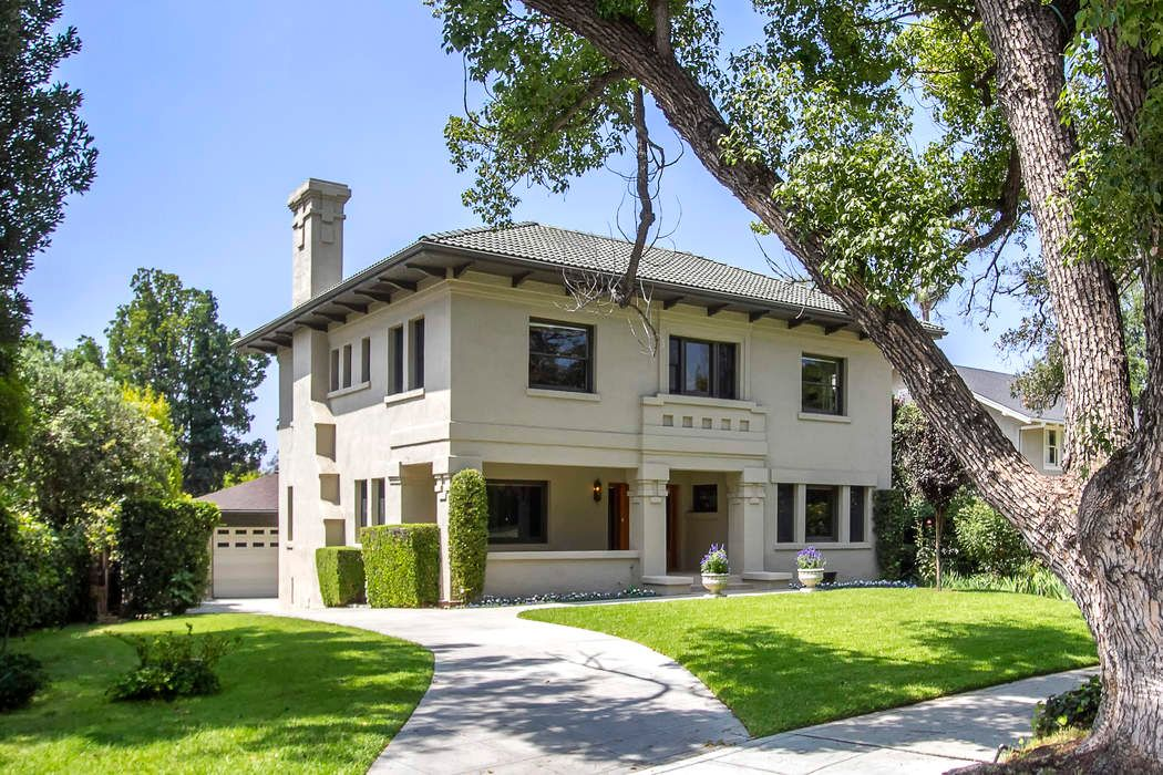 Stunning 1913 Arts and Crafts Home