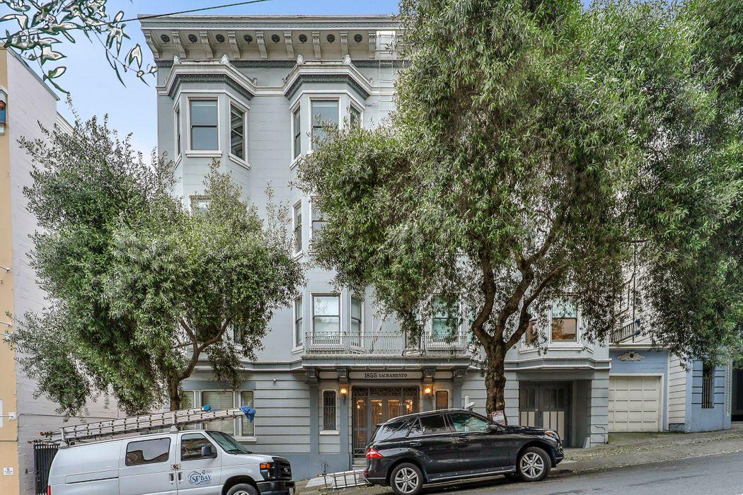 1855 Sacramento St San Francisco, CA 94109