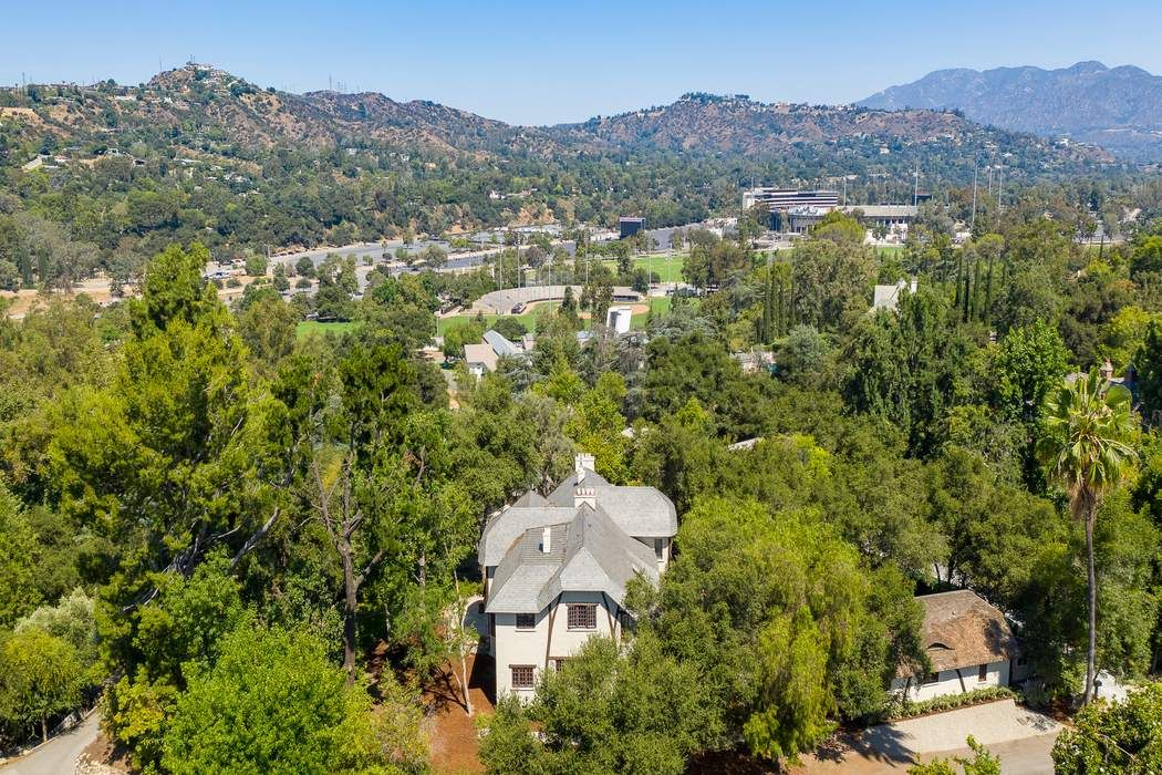535 Fremont Drive Pasadena, CA 91103