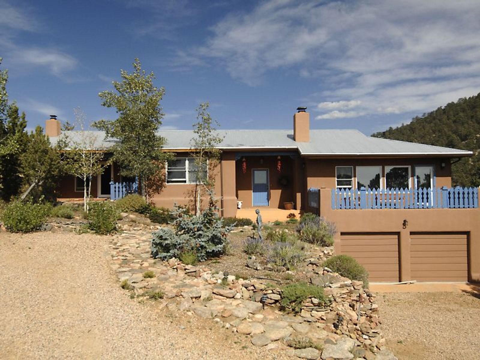 81-B La Barbaria Road, Santa Fe NM Single Family Home - Santa Fe Real Estate