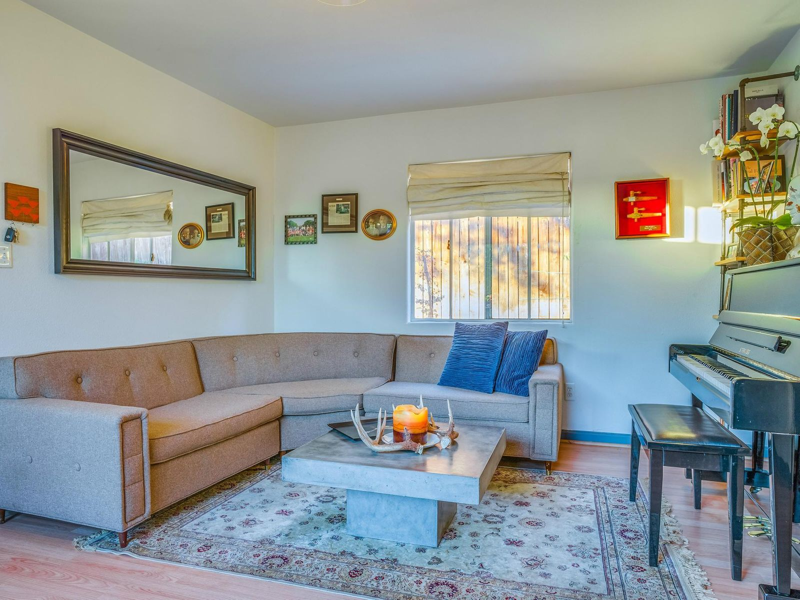Silver Lake Pied-a-Terre