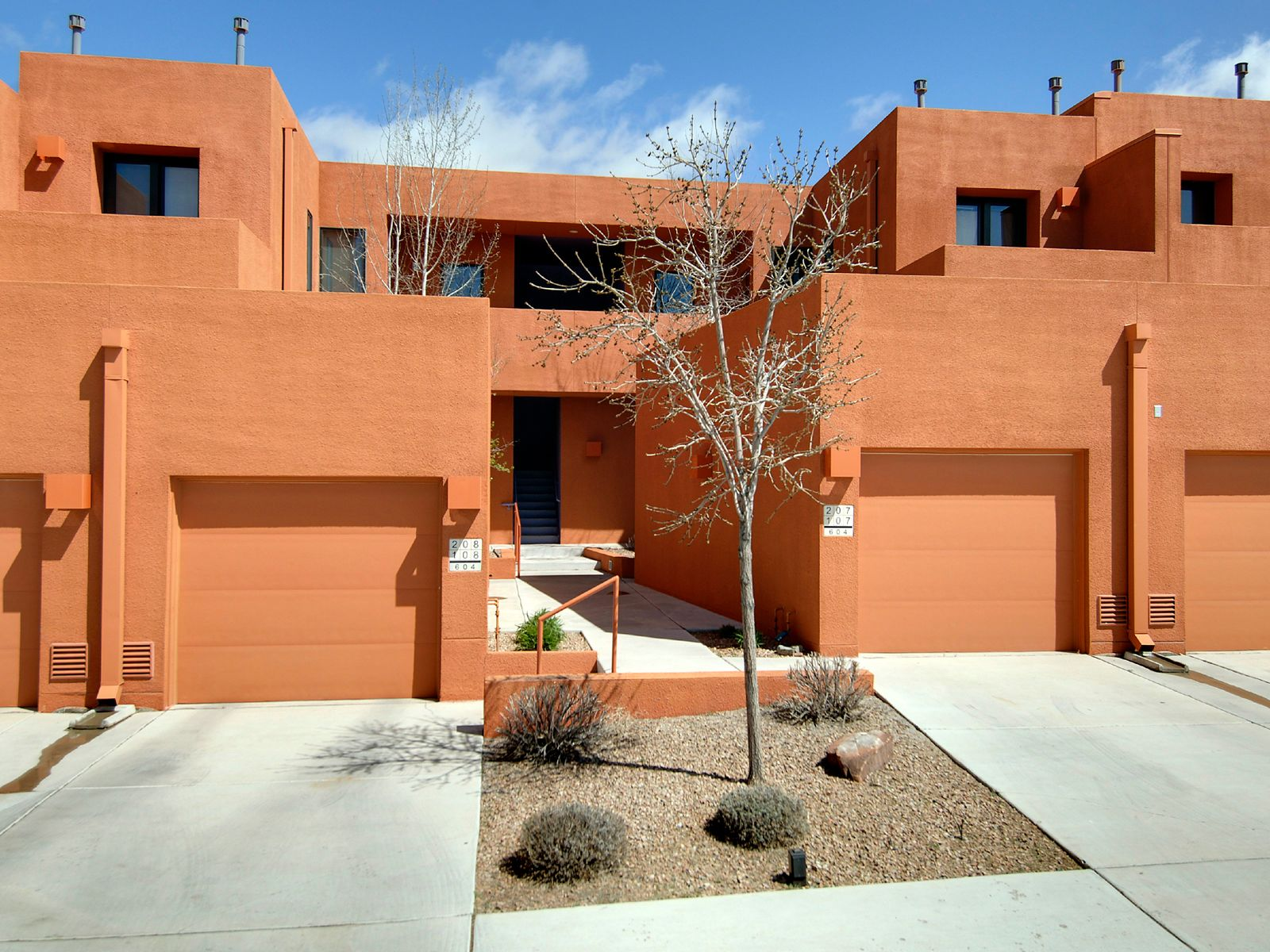 604 Avenida Villa Hermosa #107, Santa Fe NM Condominium - Santa Fe Real Estate