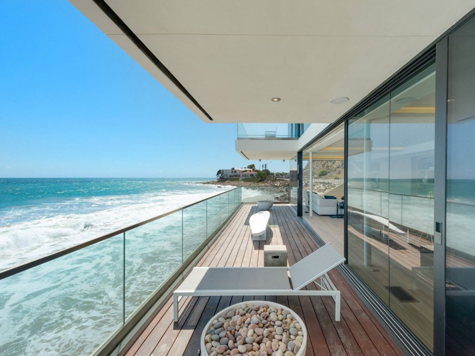 Rebuilt, Redesigned, Reimagined, Malibu CA Single Family Home - Los Angeles Real Estate