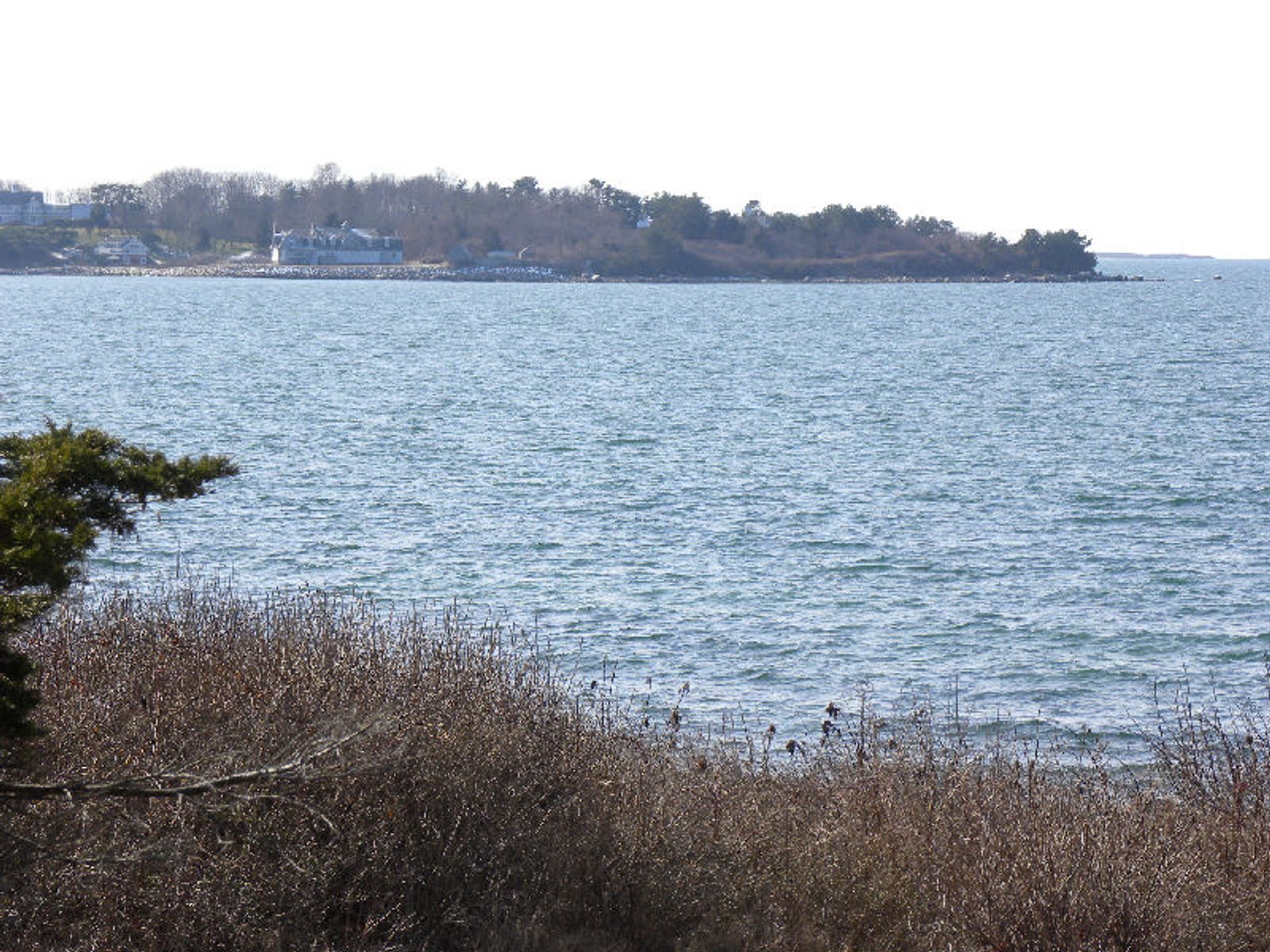 Waterfront on Buzzards Bay and Harbor