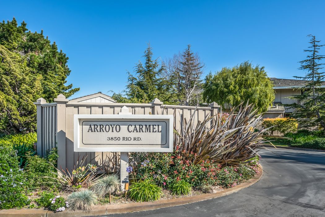 3850 Rio Road, #10 Carmel, CA 93923