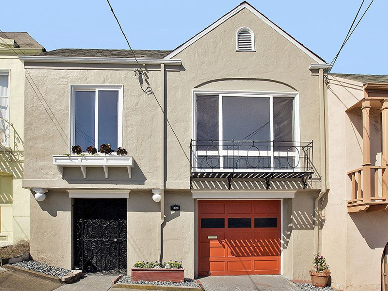 Central Sunset Beauty, San Francisco CA Single Family Home - San Francisco Real Estate