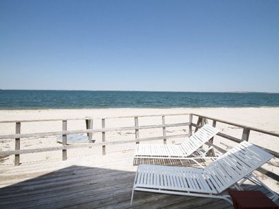 Bayfront Beach Cottage , Southampton NY Single Family Home - Hamptons Real Estate