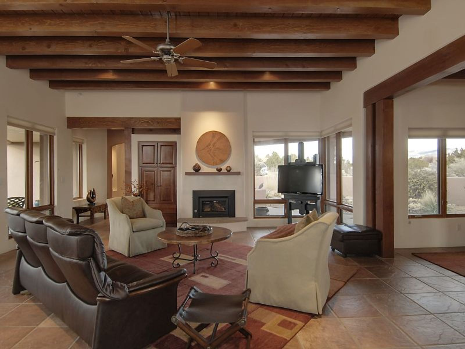 3 Star Splash, Santa Fe NM Single Family Home - Santa Fe Real Estate